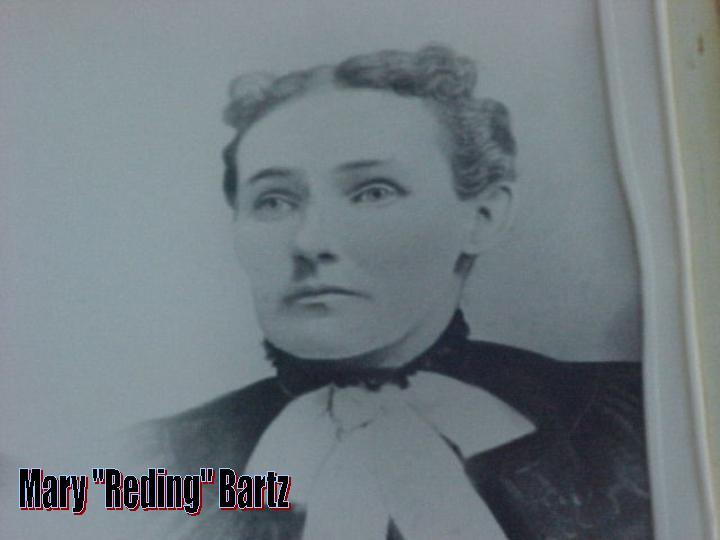 mary reding bartz