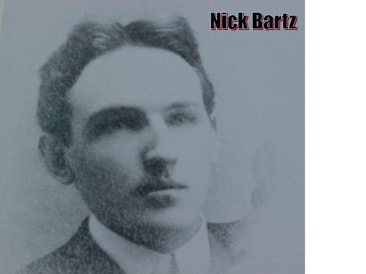 nick bartz