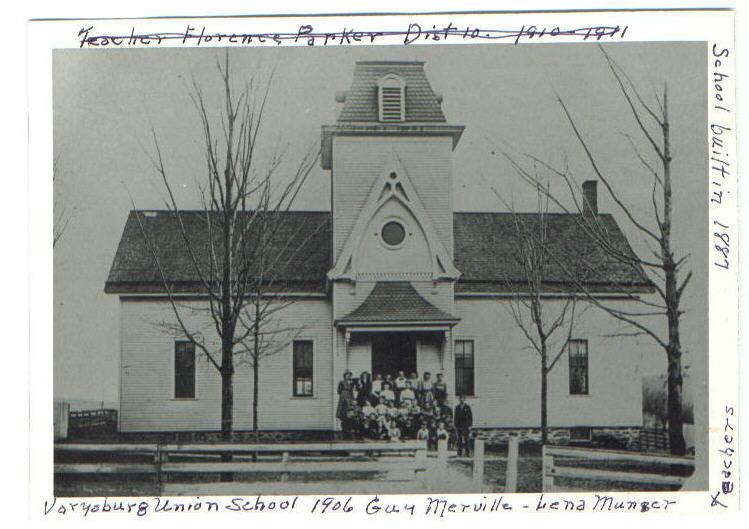 v school 1906